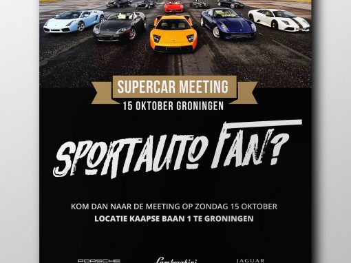 Supercar Meeting Communicatie